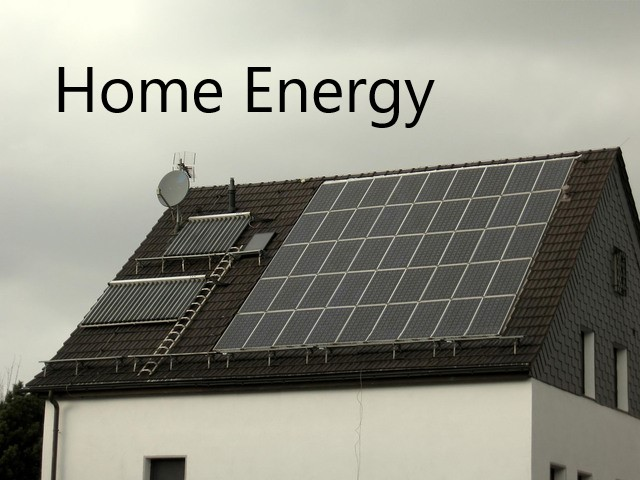 link to Home Energy page